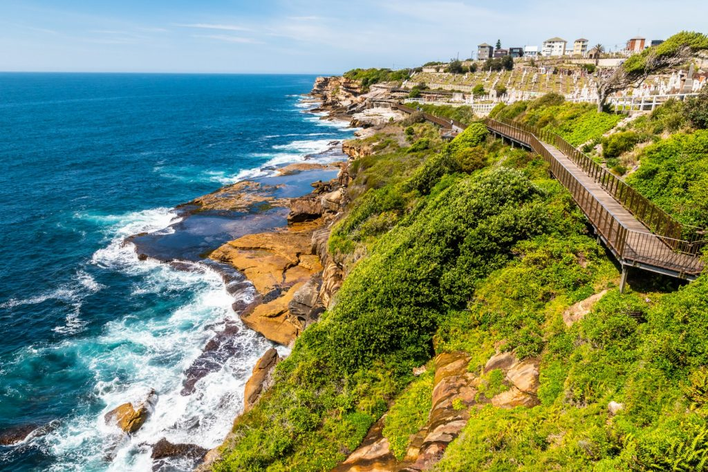 Things to do in Coogee