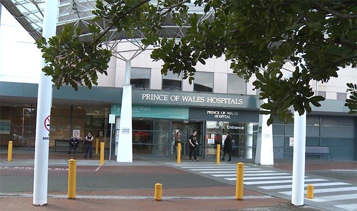 accommodation near Prince of Wales Hospital